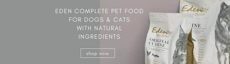 eden dog and cat food