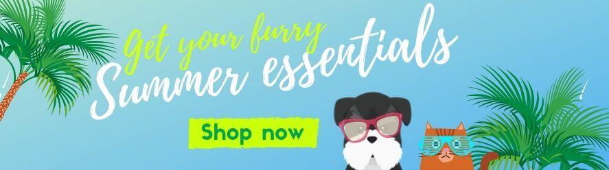 summer pets, pet friendly sunscreeen, treats