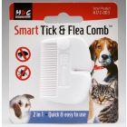 tick & flea comb