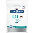 Hills' Prescription Diet t/d Canine Dry 10kg