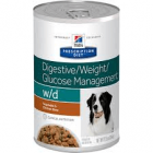 Hill's Prescription Diet w/d Canine Wet