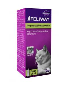 Feliway Travel Spray (20ml) New Packaging - Dogtor.vet