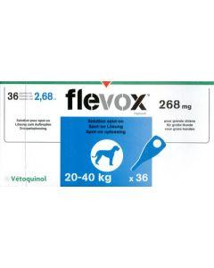 Flevox Spot-on - Dogtor.vet