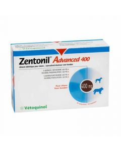 Zentonil Advanced 400 for Dogs (pack of 30)