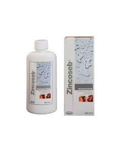 Zincoseb Shampoo for Cats & Dogs 250ml