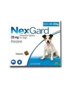 Nexgard Medium Dog- Dogtor.vet