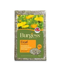 Burgess Excel Fresh Herbage with Dandelion & Marigold 1kg