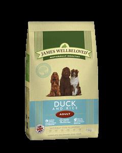 James Wellbeloved Adult Dog Duck & Rice 2kg