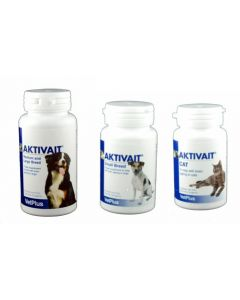 Aktivait Capsules for Medium & Large Dogs (pack of 60)