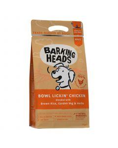 Barking Heads Bowl Lickin' Chicken 2kg