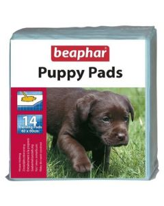 Beaphar Puppy Training Pads (pack of 14)