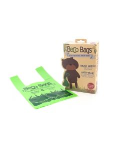 Beco Poop Bags With Handles (Pack of 120)