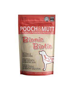 Pooch & Mutt Bionic Biotic Supplement 200g