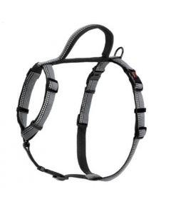 Halti Black Walking Harness - Medium