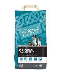 Burns Original Adult Chicken & Brown Rice 15kg