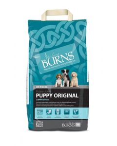 Burns Original Puppy Lamb & Rice