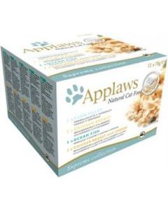 Applaws Adult Cat Supreme Selection Tin 12 x 70g