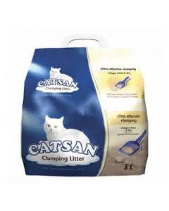 Catsan Ultra Clumping Cat Litter 5L