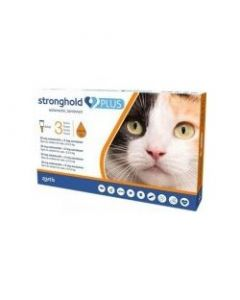 Stronghold Plus Cat - Dogtor.vet