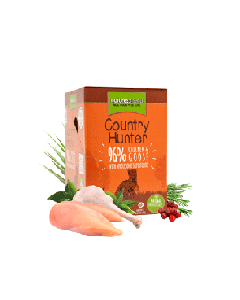 Natures Menu Cat Country Hunter Chicken & Goose Pouch 6 x 85g
