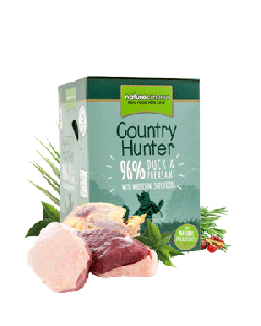 Natures Menu Cat Country Hunter Duck & Pheasant Pouch 6 x 85g