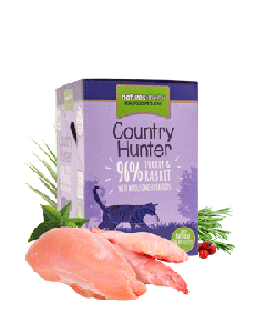 Natures Menu Cat Country Hunter Rabbit - Dogtor.vet