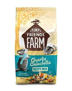 Tiny Friends Farm Charlie Chinchilla Tasty Mix 850g