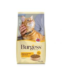 Burgess Chicken & Duck - Dogtor.vet
