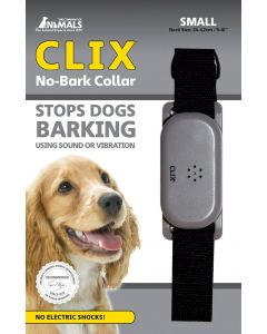Clix No-Bark Collar - Small