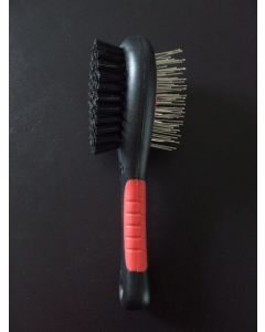 Mikki Combi Brush for Short/Medium Coats - Small