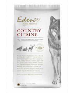 Eden 'Country Cuisine' Medium Kibble 12kg