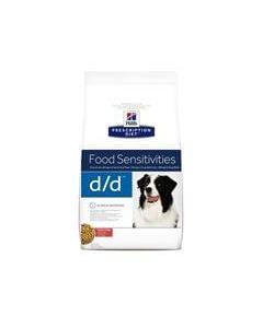 Hill's Prescription Diet d/d Canine Salmon & Rice Dry