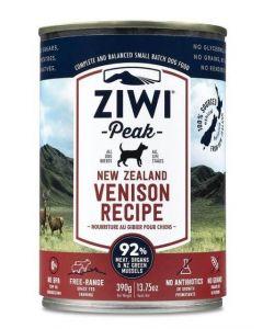Ziwi Peak Canine Venison Tin 12 X 390g