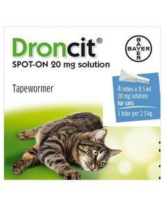 Droncit Spot On - Dogtor.vet
