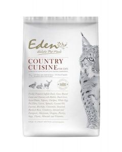 Eden Cat 'Country Cuisine' 4kg