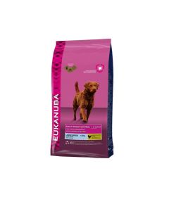 Eukanuba Adult Weight Control Large Breed Chicken 12kg