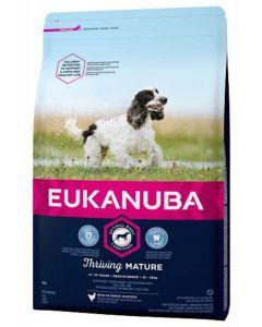 Eukanuba Thriving Mature Medium Breed Chicken 2kg