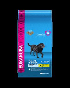 Eukanuba Mature & Senior 6+ Years Large Breed >25kg Dry Dog Food 3kg