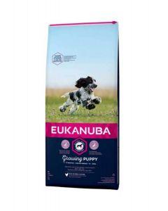 Eukanuba Growing Puppy Medium Breed Chicken 2kg
