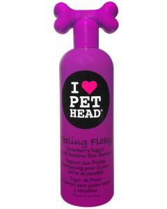 Pet Head Feeling Flaky Shampoo 475ml
