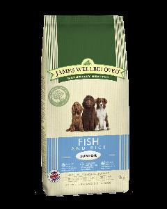 James Wellbeloved Junior Dog Fish & Rice 15kg
