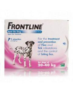 Frontline - Dogtor.vet