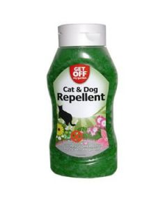 Get Off My Garden Cat & Dog Repellent Crystals 460g