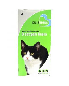 Van Ness Litter Tray Liners - Giant