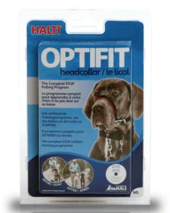 Halti Optifit Headcollar - Medium