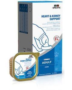 SPECIFIC Canine Heart & Kidney Support - Dogtor.vet