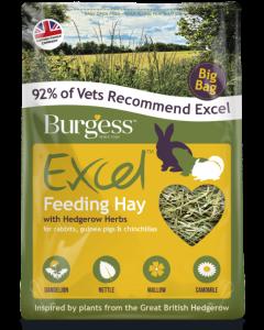 Burgess Excel Hedgerow Herb Hay 3kg