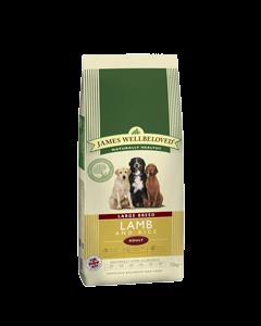 James Wellbeloved Adult Dog Large Breed Lamb & Rice 15kg