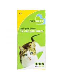 Van Ness Litter Tray Liners - Large