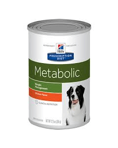 Hill's Prescription Diet Metabolic Canine Wet